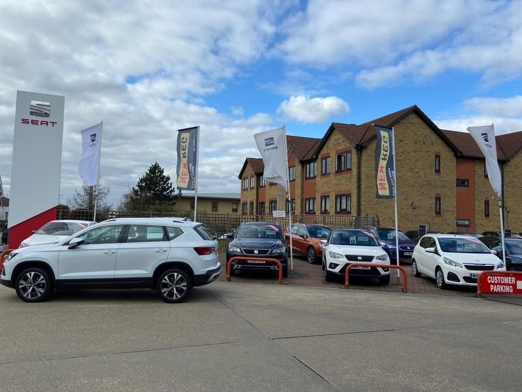 WJ King Seat Sidcup - Seat Dealership in Sidcup