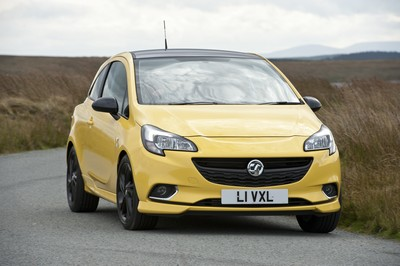 Seventh heaven for Vauxhall in Scotland