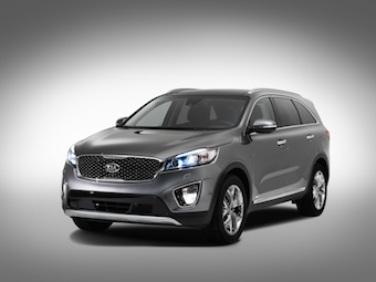The power to surprise: all-new Kia Sorento impresses What Car? readers