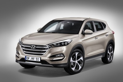 The all-new Tucson