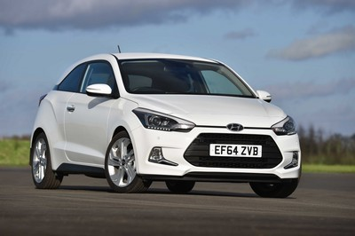 Hyundai Motor UK announces pricing and specification of New Generation i20 Coupe
