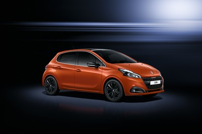 85th Geneva Motor Show - Peugeot showcases new 208 and technological excellence