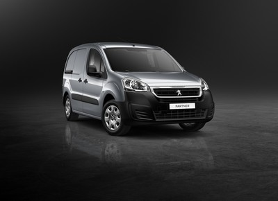 New Peugeot Partner Van and Teepee: robust and technological, built for action