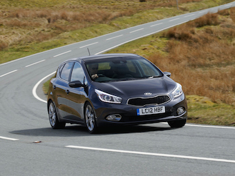 Success for Kia cee'd in the Carbuyer Best Car awards