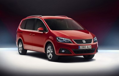 The New SEAT Alhambra - Intelligent and Innovative