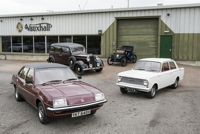 Vauxhall Heritage Centre Open Day celebrates trio of milestones