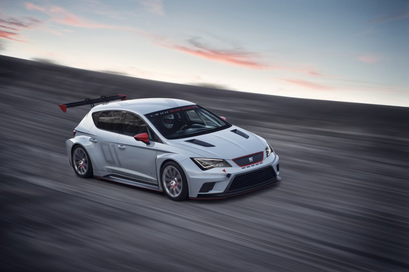 Legendary circuits to host inaugural SEAT Leon Eurocup