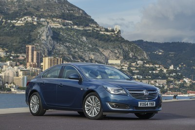 Vauxhall Insignia gets whisper quiet new powertrain and cutting edge tech