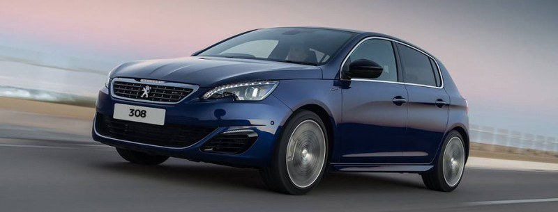The award-winning Peugeot 308 is ideal for '65-plate' from 1st September