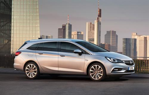 VAUXHALL ANNOUNCES PRICING FOR ALL-NEW BRIT-BUILT ASTRA SPORTS TOURER