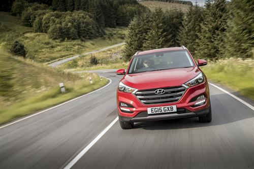 ALL-NEW HYUNDAI TUCSON WINS 'BEST FAMILY CAR 2015' TITLE AT RECOMBU AWARDS
