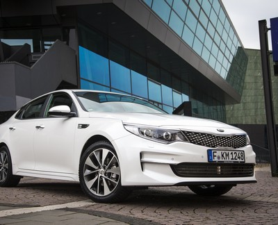 Premium and stylish all-new Kia Optima on sale