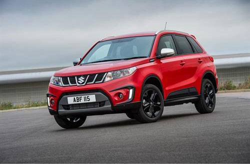 NEW VITARA S ADDED TO RANGE