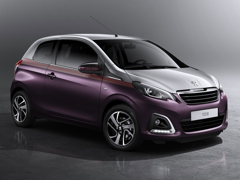 Peugeot's all-new Peugeot 108: the car for a new generation