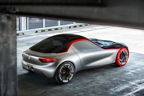VAUXHALL GT CONCEPT SHOWCASES VISIONARY TECH-LED INTERIOR
