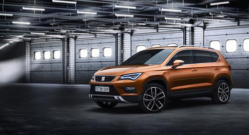 SEAT LAUNCHES UK CROWD-SOURCING COMPETITION FOR NEW ATECA SUV 'FIRST EDITION'
