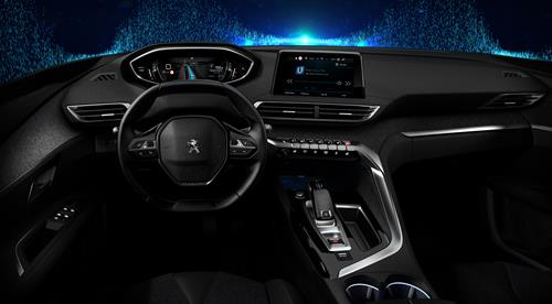 REVEALING THE NEXT GENERATION OF THE INNOVATIVE PEUGEOT I-COCKPIT®