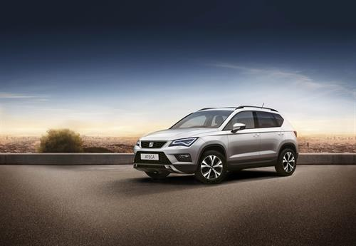 SEAT UK CONFIRMS PRICING AND SPECIFICATION FOR ATECA 'FIRST EDITION'