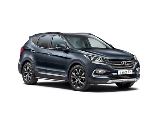 HYUNDAI MOTOR UK LAUNCHES SANTA FE TEAM WIGGINS EDITION