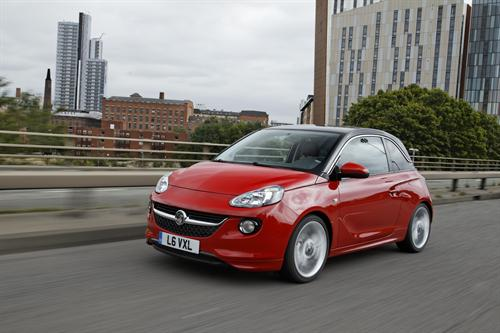 VAUXHALL OUTPERFORMS PREMIUM RIVALS FOR VEHICLE DEPENDABILITY