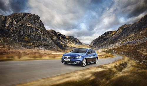 PEUGEOT UK'S CONFIDENCE IS BOOSTED BY AUTO EXPRESS AWARDS WIN WITH ITS 'BUILT IN' 308 ADVERTISING CAMPAIGN