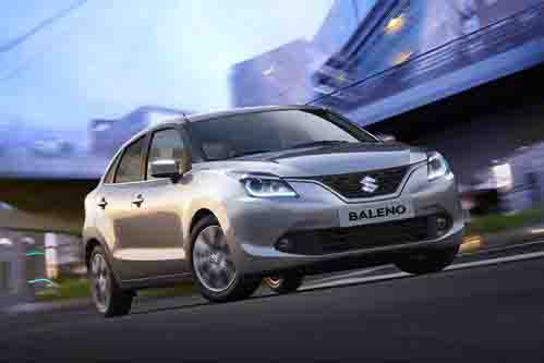 BALENO VOTED AS IRISH 'SMALL CAR OF THE YEAR' 2017