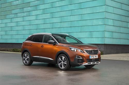 THE EAGERLY-AWAITED ALL-NEW PEUGEOT 3008 SUV IS AVAILABLE TO ORDER IN DECEMBER