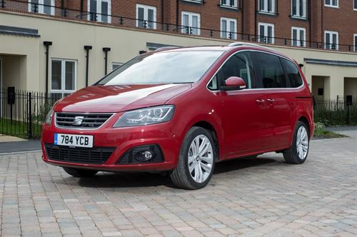 SEAT ALHAMBRA TRIUMPHS IN PROFESSIONAL DRIVER MAGAZINE'S CAR OF THE YEAR AWARD