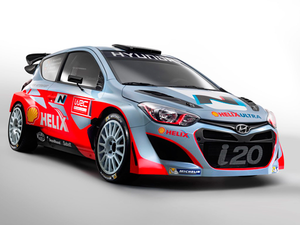 Hyundai Motorsport ready to rally as it launches 2014 lineup