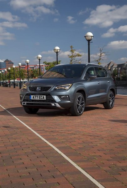 SEAT ATECA WINS BEST CROSSOVER IN UK CAR OF THE YEAR AWARDS 2017