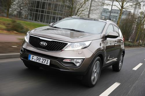 KIA SPORTAGE WINS USED CAR OF THE YEAR IN 2017 DIESEL CAR AWARDS