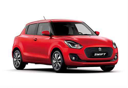 SUZUKI AT THE 87TH GENEVA INTERNATIONAL MOTOR SHOW - UNVEIL OF ALL-NEW SWIFT