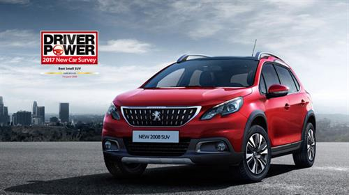 OWNERS RATE PEUGEOT 2008 SUV AS THE BEST SMALL SUV YOU CAN BUY