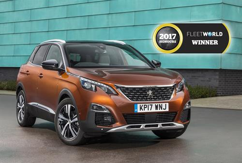 ALL-NEW PEUGEOT 3008 IS THE BEST MID-SIZE SUV ON THE MARKET SAYS AUTO EXPRESS
