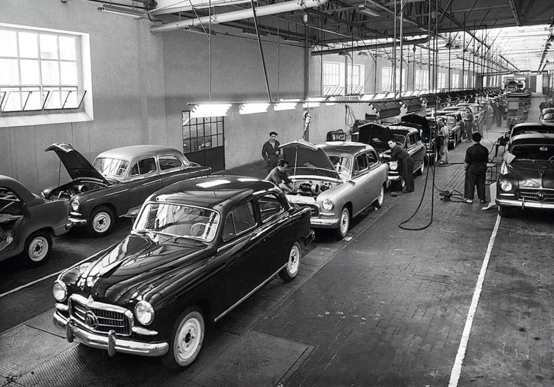 60yrs since SEAT's first ever car rolled off the...