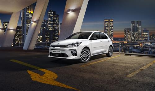 FIRST KIA RIO GT-LINE IMAGES AND INFORMATION REVEALED