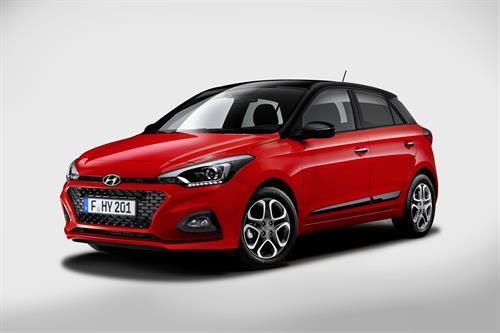THE NEW HYUNDAI i20: SMARTER, SAFER AND WITH REFRESHED DESIGN