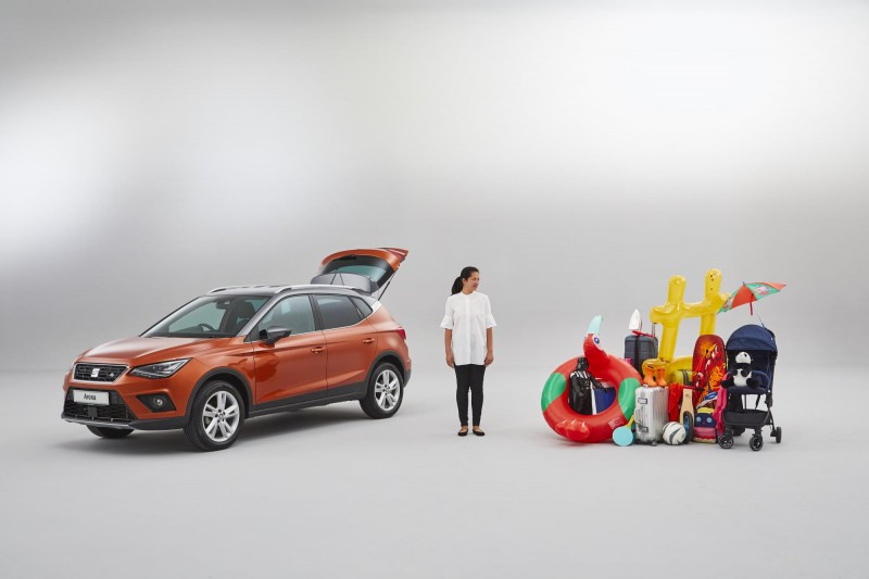 SEAT REVEALS THREE SIMPLE STEPS THAT WILL REVOLUTIONISE PACKING YOUR CAR FOR THE HOLIDAYS
