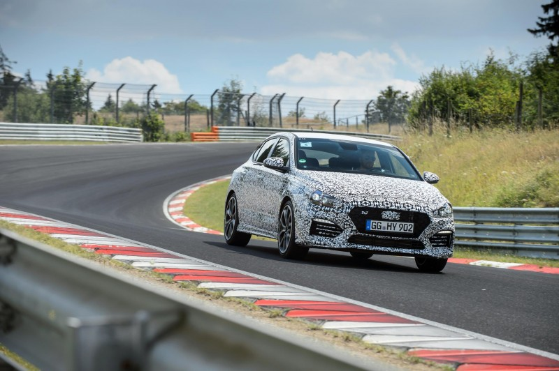 HYUNDAI MOTOR PREPARES TO LAUNCH ITS NEXT N MODEL: THE NEW i30 FASTBACK N