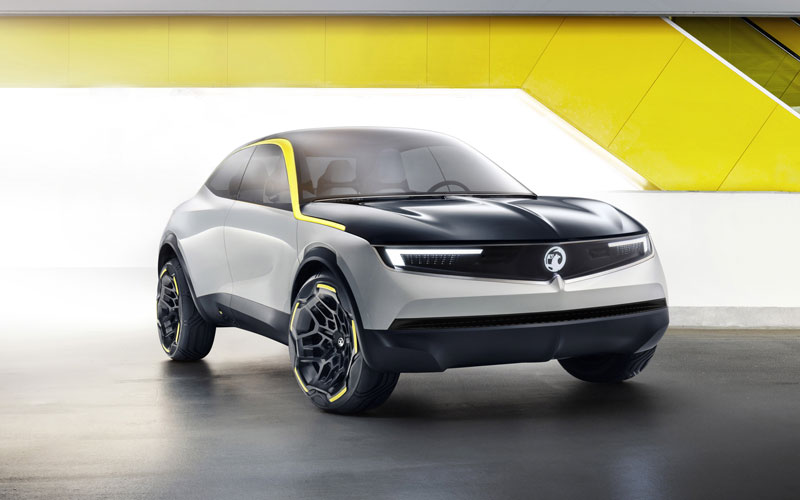 VAUXHALL'S VISION OF THE FUTURE