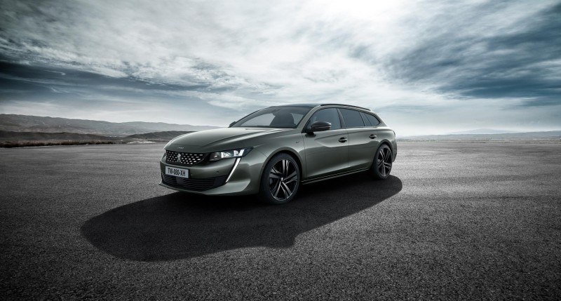 PEUGEOT LAUNCHES 508 SW FIRST EDITION
