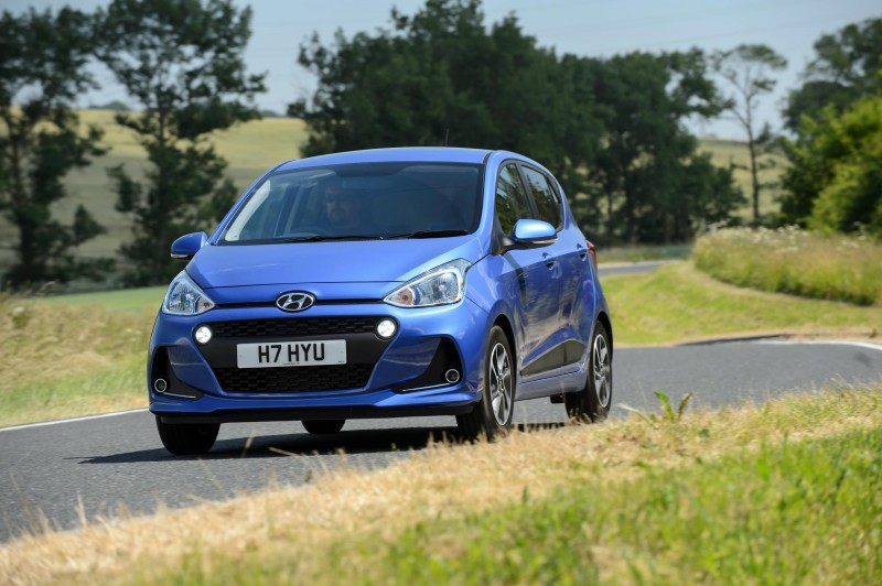 HYUNDAI TAKES FOUR WINS AT WHAT CAR? USED CAR AWARDS