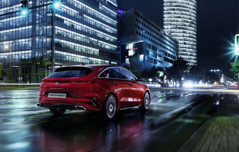 DESIGNING THE ALL-NEW KIA PROCEED
