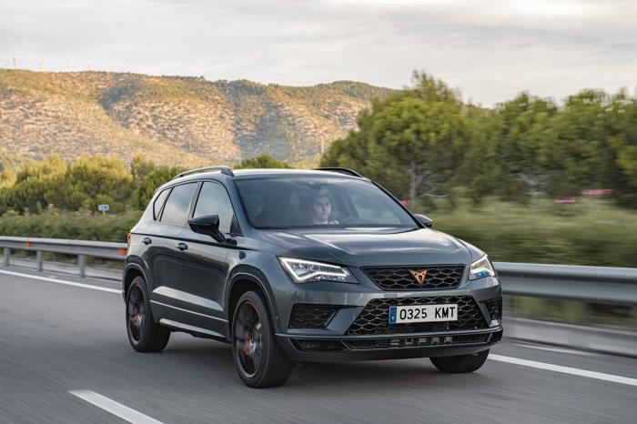 NEW CUPRA ATECA OPENS FOR ORDERING