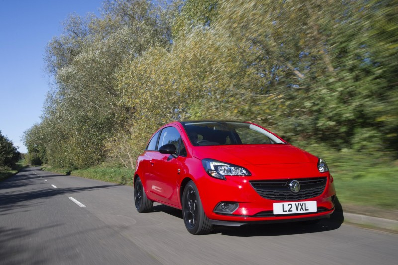 VAUXHALL ADDS GRIFFIN TO BEST-SELLING CORSA RANGE