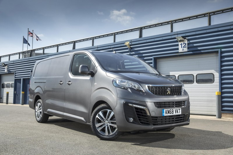 EXPERT VAN AT THE 2018 COMMERCIAL FLEET AWARDS