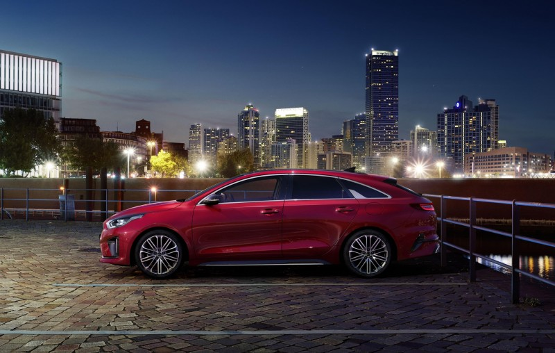 KIA ANNOUNCES UK PRICING AND SPECIFICATIONS FOR ALL-NEW PROCEED