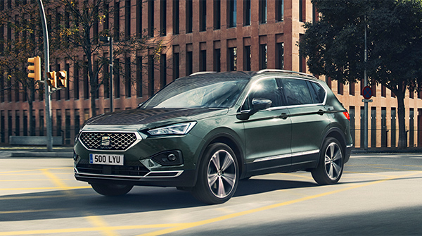 SEAT Tarraco wins best large SUV at Auto Express Awards 2019
