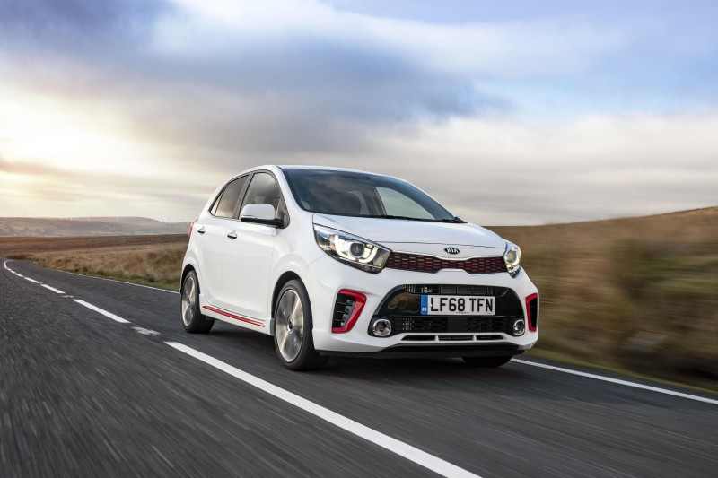 KIA PICANTO WINS BEST VALUE CAR AT THE SUNDAY TIMES MOTOR AWARDS 2019