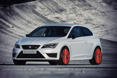 SEAT unleashes CUPRA 'Sub8 Performance Pack'